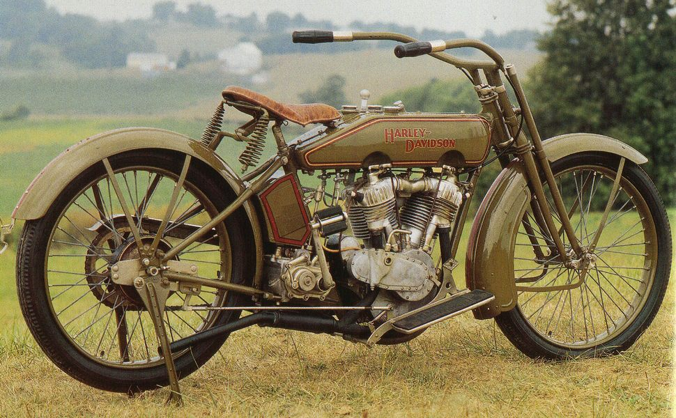 Harley davidson for J and s motors